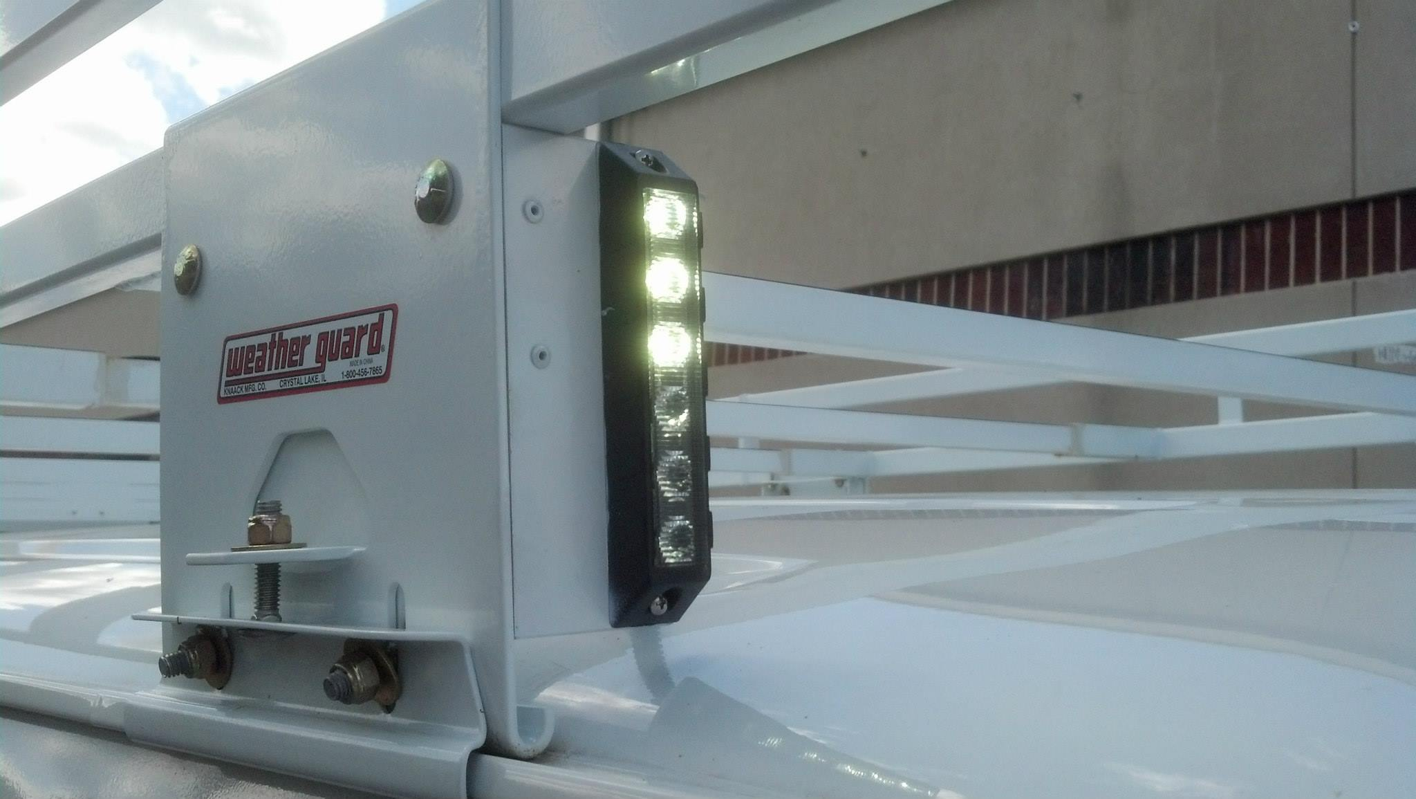 T6 LEDs on Van