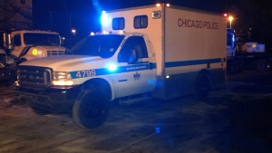 CPD Paddy Wagon Front