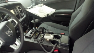 Dodge Charger Console